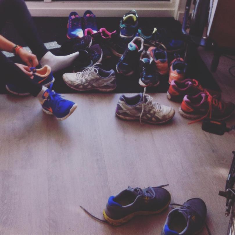 hardlopen tips beginnen schoenen
